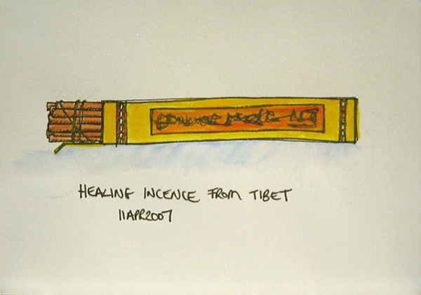 Healing Incence
