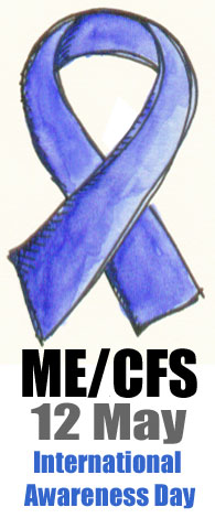 ME/CFS International Awareness Day 12 May